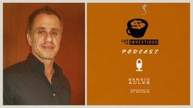 Podcast Café com Investidor #12 – Sergio Adler, fundador do GV Angels