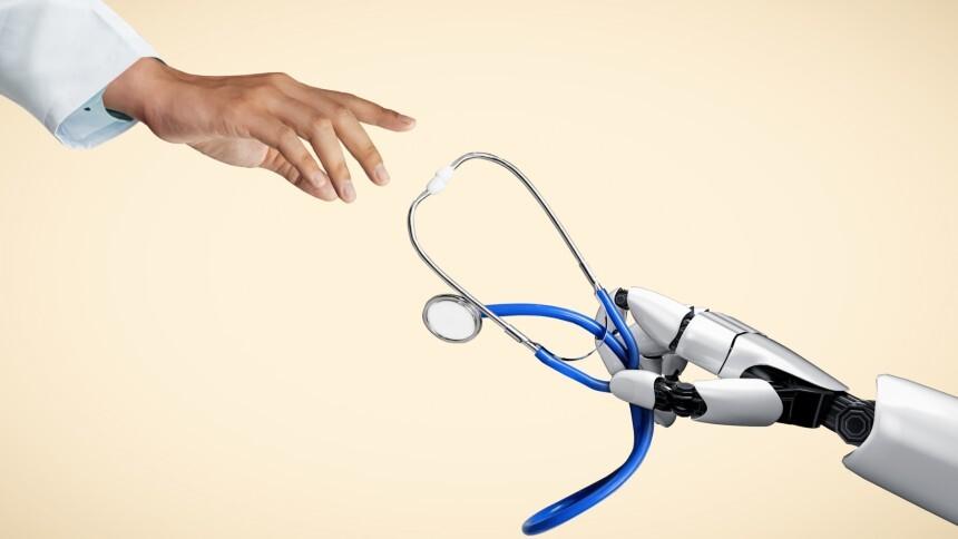 Inteligência artificial mudará a medicina, mas não acabará com o papel do  médico | NeoFeed